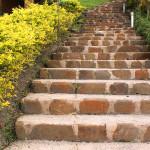 Escadaria pra Sala Patanjali