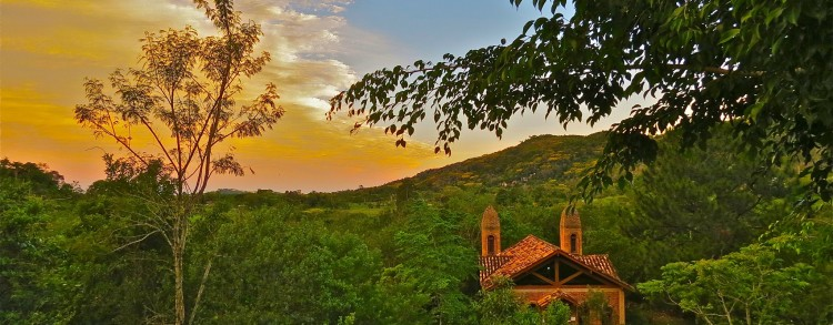 Natureza da Montanha Encantada