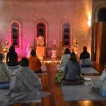 Parte interna - Templo Sarasvati