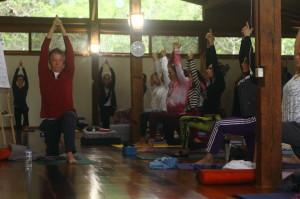 Slideshow 1/3 - Formação de Professores de Yoga Integrativa 2014