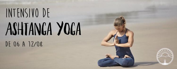 06 a 12 Agosto 2017 – Intensivo de Ashtanga Yoga