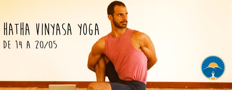 14 a 20 Maio 2017 – Hatha Vinyasa Yoga