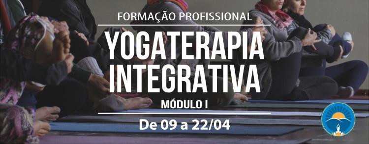 09 a 22 Abril 2017 – Formação Profissional em Yogaterapia Integrativa – Módulo I