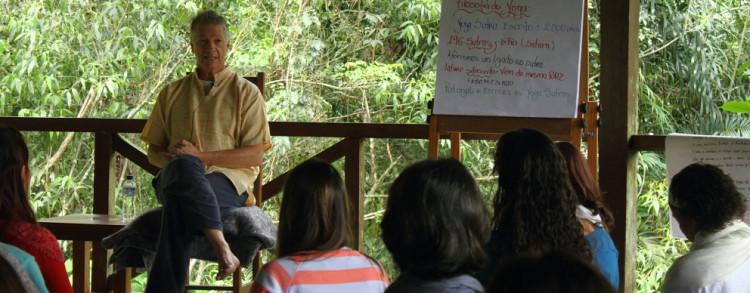 Materiais educativos Yoga Integrativa