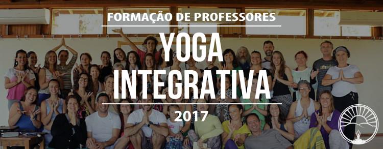 24 setembro a 21 outubro 2017 – Formação de Professores de Yoga Integrativa