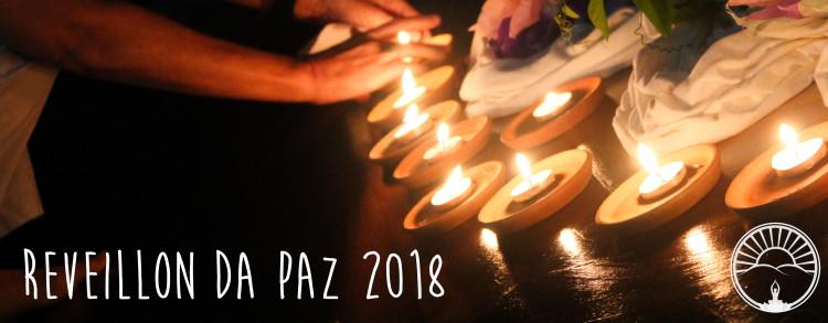 29 Dezembro 2017 a 02 Janeiro 2018 – Reveillon da Paz