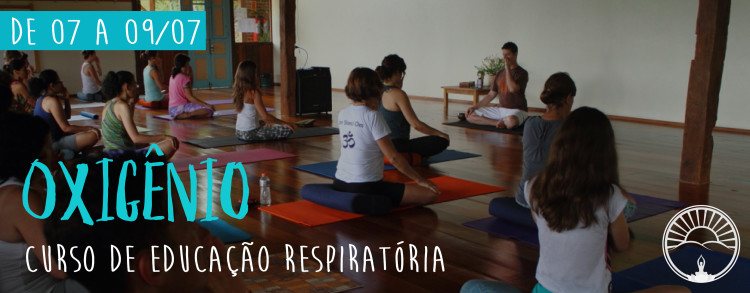 07 a 09 julho 2017 – Oxigênio – Curso de Educação Respiratória