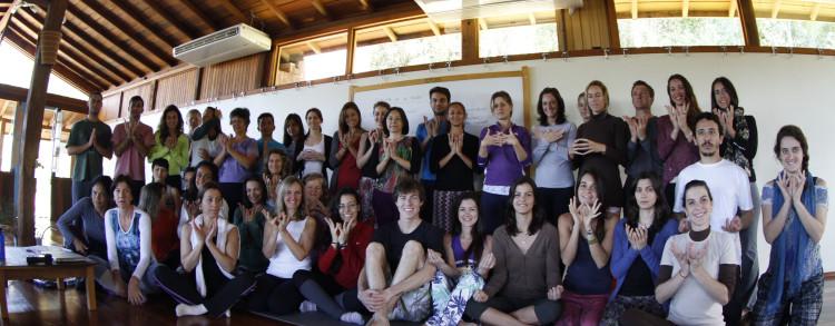 30 setembro a 27 outubro 2018 – Formação de Professores de Yoga Integrativa
