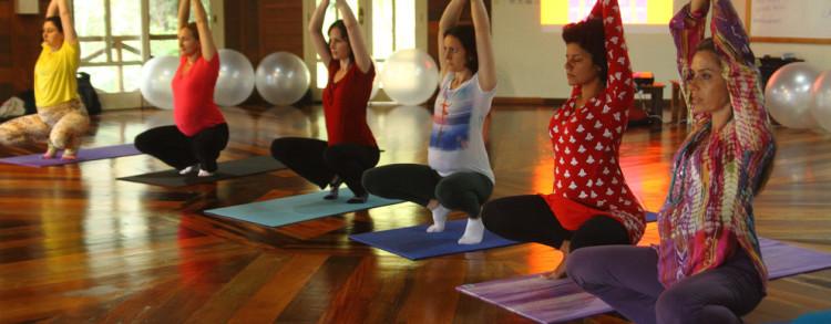 2 a 8 agosto 2018 – Yoga para Gestantes