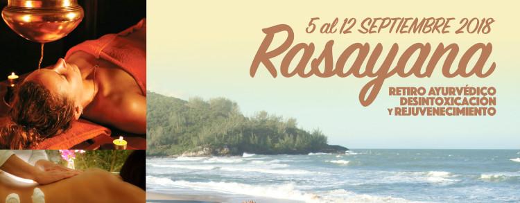 5 a 12 setembro 2018 – Rasayana – Retiro Ayurvédico (LOCAÇÃO)