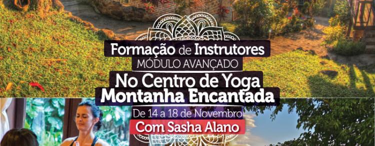 14 a 18 novembro 2018 – Formação de Instrutores de Yoga – Módulo Avançado – Yoga Nilaya (LOCAÇÃO)