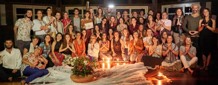 10 outubro a 6 novembro 2019 – Formação de Professores de Yoga Integrativa