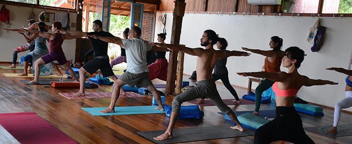 Formação em Yogaterapia realizada pela primeira vez em um único módulo
