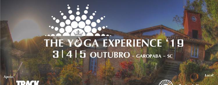 3 a 5 outubro 2019 – The Yoga Experience (Locação)